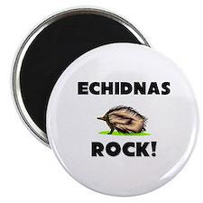 "Echidnas Rock! 2.25"" Magnet (10 pack)"