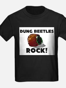 Dung Beetles Rock! T