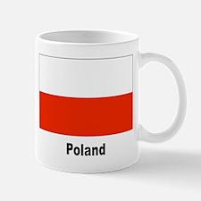 Poland Polish Flag Mug