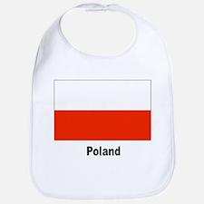 Poland Polish Flag Bib
