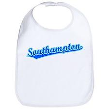 Retro Southampton (Blue) Bib