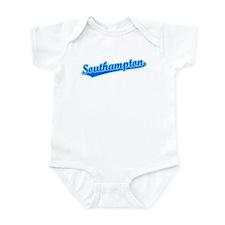 Retro Southampton (Blue) Infant Bodysuit