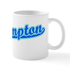 Retro Southampton (Blue) Mug