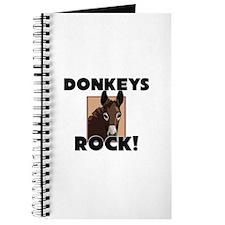 Donkeys Rock! Journal