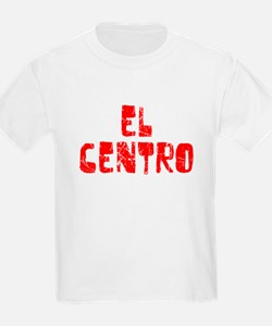 El Centro Faded (Red) T-Shirt
