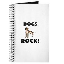 Dogs Rock! Journal