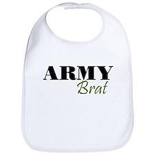 Army Brat Bib