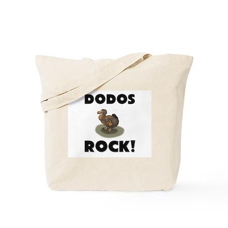 Dodos Rock! Tote Bag