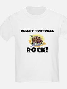 Desert Tortoises Rock! T-Shirt