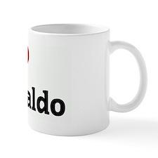 I Love oswaldo Mug
