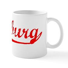 Vintage Pittsburg (Red) Mug