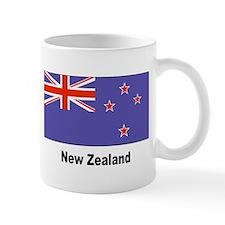 New Zealand Flag Small Mug