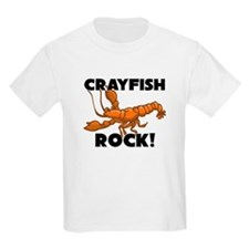 Crayfish Rock! T-Shirt