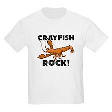 Crayfish Rock! T-Shirt