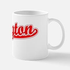 Retro Covington (Red) Mug