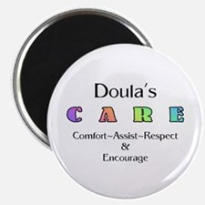 Unique Doulas Magnet
