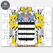Houghton Coat of Arms - Family Crest Puzzle