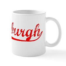Vintage Plattsburgh (Red) Mug