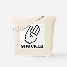 The Shocker Tote Bag