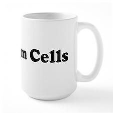 I Love Stem Cells Mug