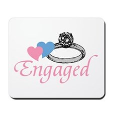 Engaged Mousepad