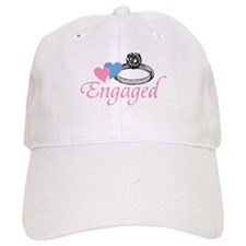 Engaged Baseball Cap
