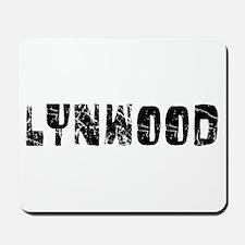 Lynwood Faded (Black) Mousepad