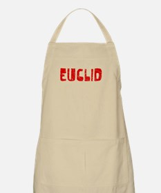 Euclid Faded (Red) BBQ Apron
