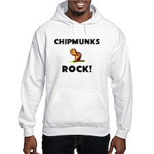Chipmunks Rock! Hoodie