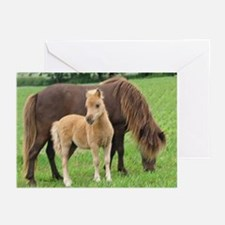 2005 Mini Colt Brantley & Mom Greeting Cards (Pack
