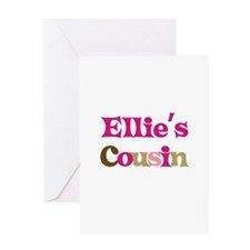Ellie's Cousin Greeting Card