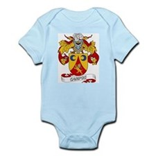 Campos Family Crest Infant Creeper