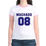 Machado 08 Jr. Ringer T-Shirt