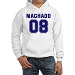 Machado 08 Hooded Sweatshirt
