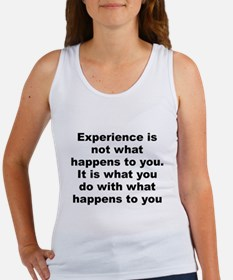 Funny Huxley quote Women's Tank Top