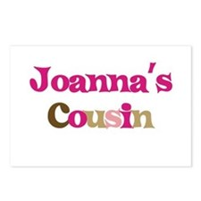 Joanna's Cousin Postcards (Package of 8)