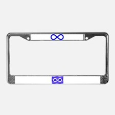 Metis Nation License Plate Frame Canada Metis Gift