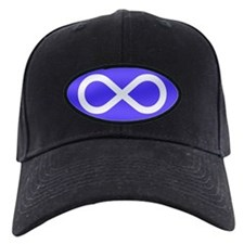 Metis Nation Black Baseball Cap Metis Cap