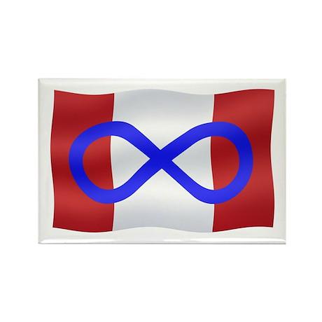 Metis Nation Fridge Magnet Metis Canada Magnets
