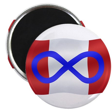 Metis Nation Fridge Magnets 100 pack Canada Gifts