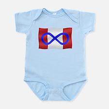 Metis Nation Infant Baby Bodysuit / Metis Jumper