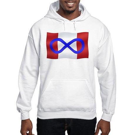 Metis Nation Hooded Sweatshirt Metis Hoodie