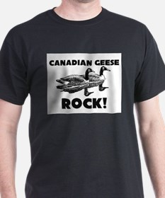 Canadian Geese Rock! T-Shirt