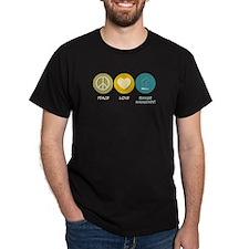 Peace Love Range Management T-Shirt