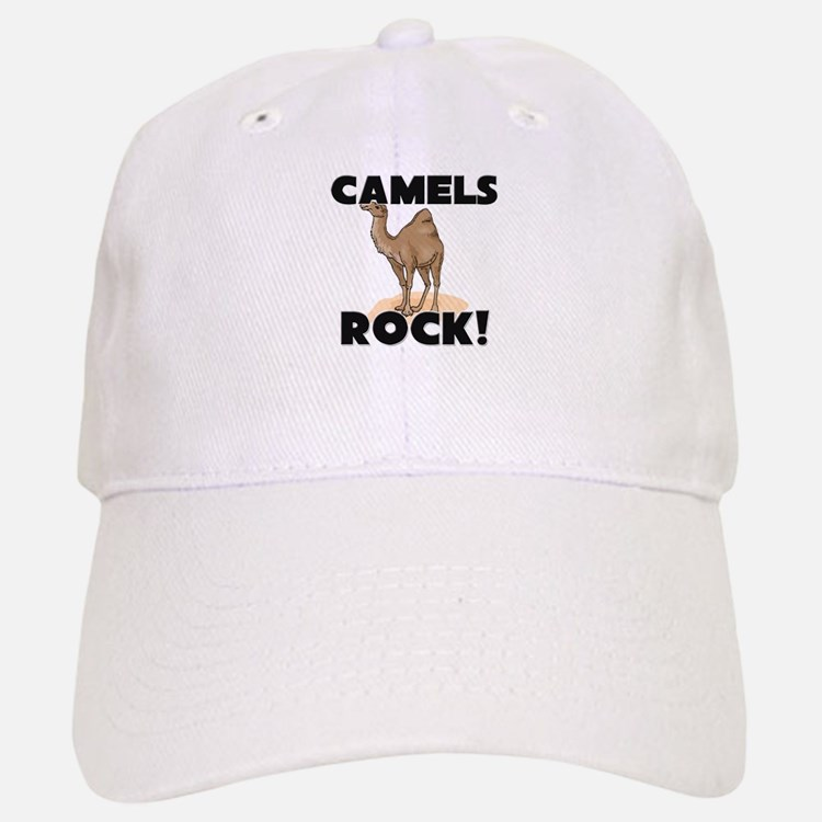 Camels Rock! Baseball Baseball Cap