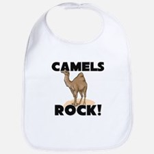 Camels Rock! Bib