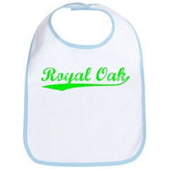 Vintage Royal Oak (Green) Bib