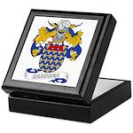 Cardona Family Crests Keepsake Box