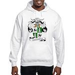 Carranza Family Crest Hooded Sweatshirt