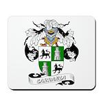 Carranza Family Crest Mousepad
